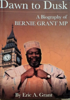 Rt Hon Bernie Grant MP for Tottenham, London