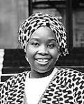 The late Dora Boatemah of Angell Town, Brixton