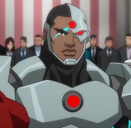 Afro Cyborg/atlanta Black Star