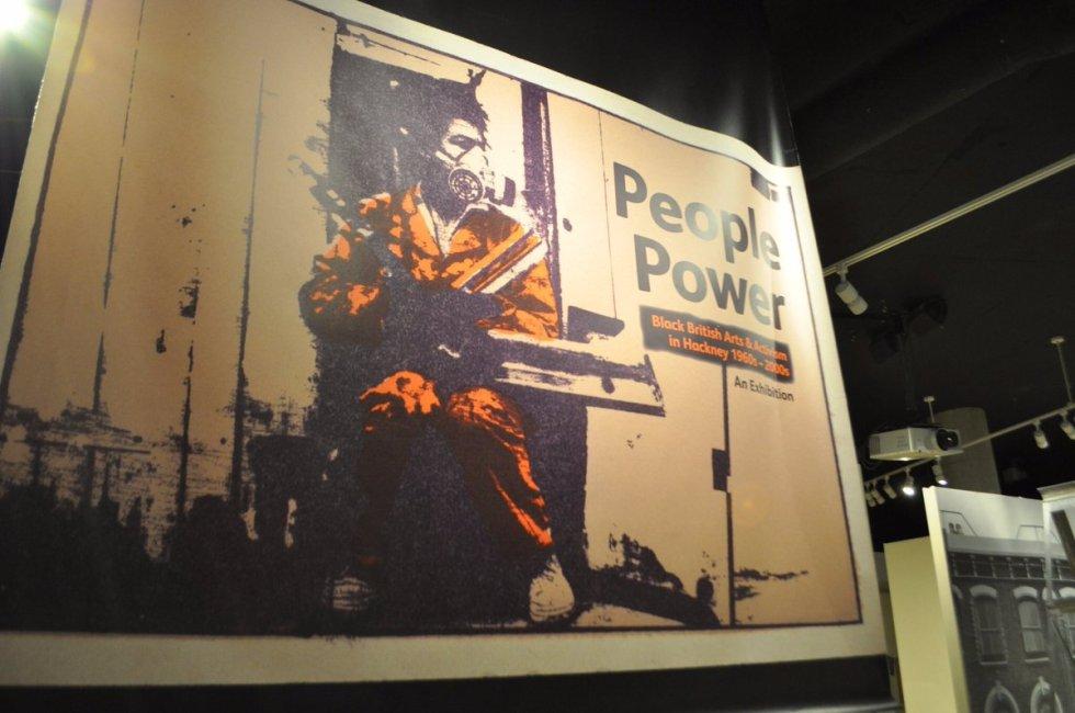 People Power, Hackney Museum till Jan 2017